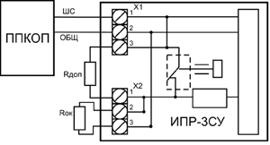 Схема ИПР-3СУ